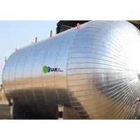 Liquid Storage Co2 Tanks