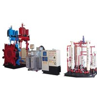 Water Electrolysis Bases Hydrogen Gas Plant