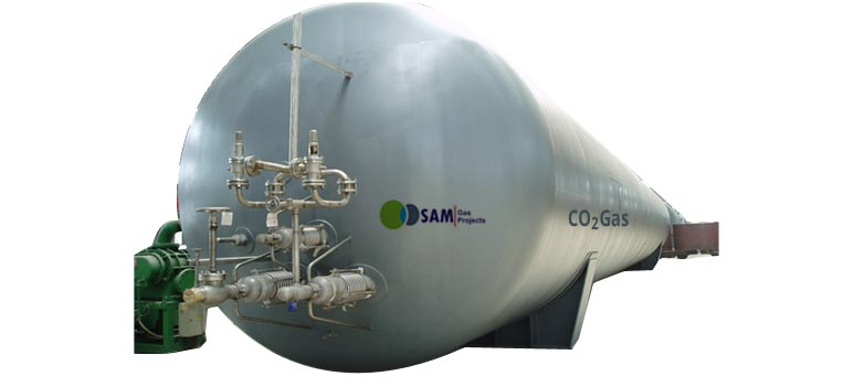 Vacuum Jacketed Tanks