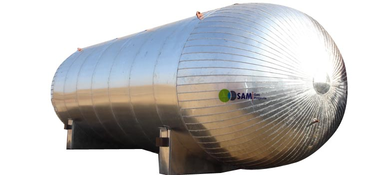 Puf Insulated Tanks